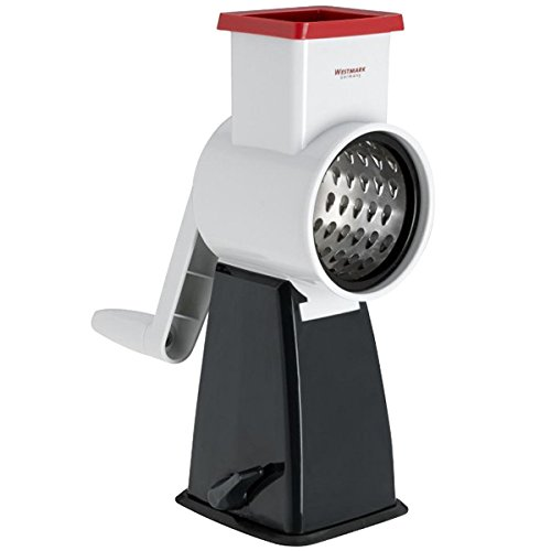 Westmark Grater With 4 Drums Review
