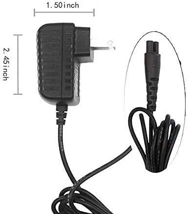 Adaptador de carga cable para recambio afeitadora Remington (us ...