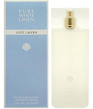 7456e8b33bd0 Amazon.com   Pure White Linen By Estee Lauder For Women. Eau De Parfum  Spray 1.7 OZ   Perfumes For Women   Beauty