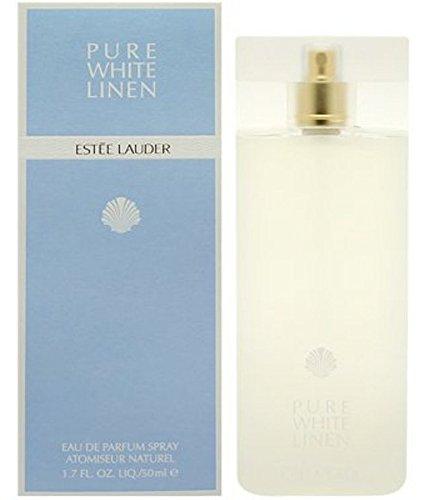 Pure White Linen By Estee Lauder For Women. Eau De Parfum Spray 1.7 OZ