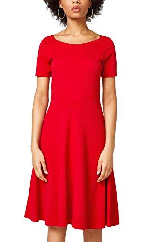 Robe Rouge Femme Red 028ee1e004 Esprit 630 wYBT4xnq