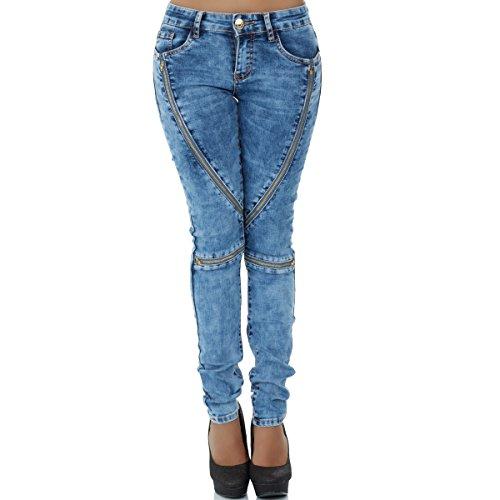 Blau Jeans Skinny Malucas Donna Jeans Skinny Malucas Donna F80gv