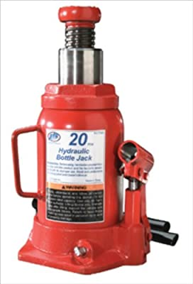 ATD Tools 7386 Hydraulic Bottle Jack - 20 Ton Capacity