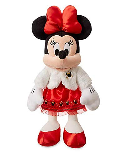 Official Disney Minnie Mouse Share the Magic Christmas 2018 - 41cm Soft Plush Toy