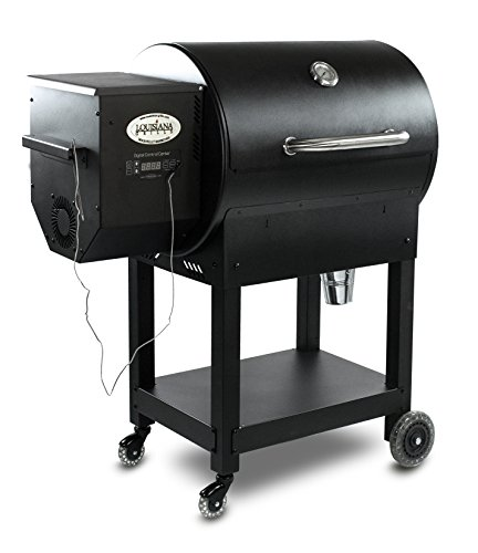 Louisiana Grills 60700-LG700 LG 700 Pellet Grill, 707 Square Inch