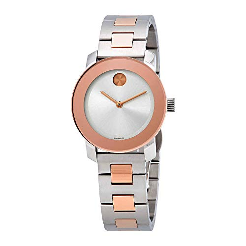 Men's  Bold Mid-Size Two-Tone Watch - Movado 3600464