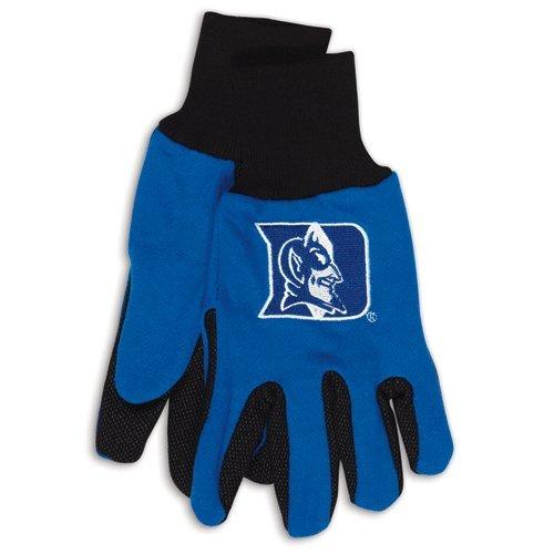 Duke University Gloves - Adult Two Tone