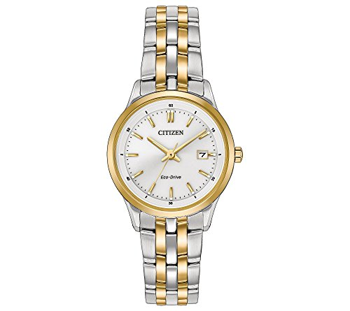 Citizen-Womens-Eco-Drive-Two-Tone-Silhouette-Sport-Watch