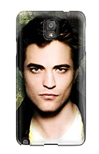 Durable Robert Pattinson Twilight Back Case/cover For Galaxy Note 3