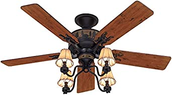 Hunter Adirondack 52 Ceiling Fan Model 59006 Amazon Com