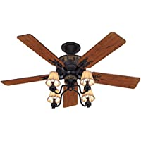 Hunter Adirondack 52 Ceiling Fan - Model 59006