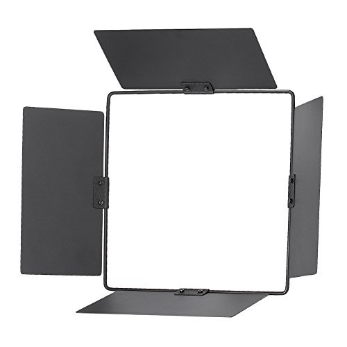 Neewer  Lightweight Barn Door for Neewer CN-576 576LED Dimma