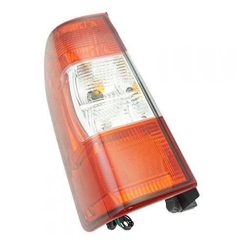 2500 Tail Light Lh Driver - Tail Light Lamp Assembly Driver Side LH LR for Nissan NV1500 2500 3500 Truck