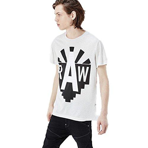 Vodan star Gris G Shirt T qSZOS