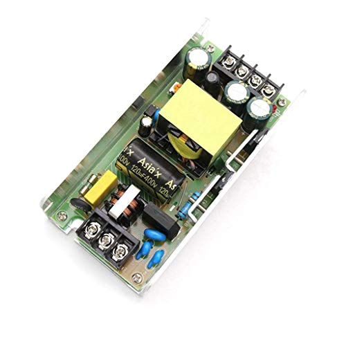 - nouler Juler Ac-Dc 100-264V to 24V 5A 125W Power Switch Board Module with Overvoltage, Over Power, Short Circuit Protection