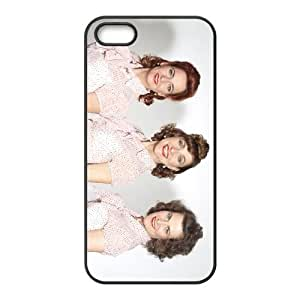 iPhone 4 4s Cell Phone Case Covers Black Viennese Singing Sisters