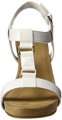 Sandal Aerosoles by Wedge Nite Women A2 Plush White Zq8Aw