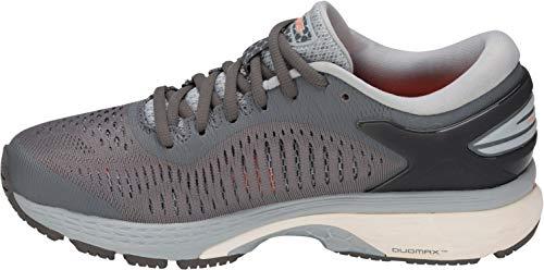 ASICS Gel-Kayano 25 Women's Running Shoe, Carbon/Mid Grey, 5 2A US by ASICS (Image #3)