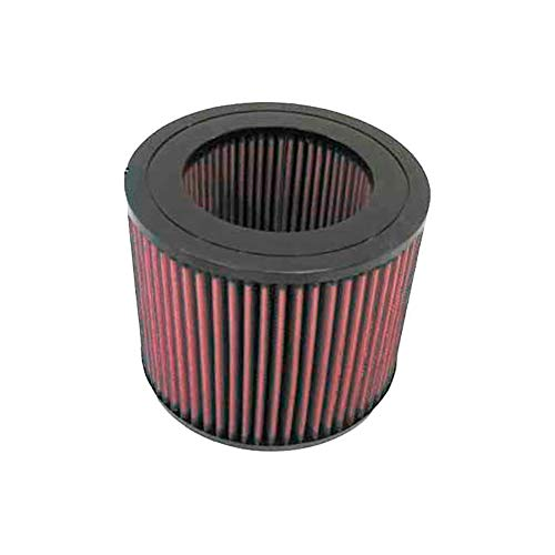 - K&N engine air filter, washable and reusable:  1990-1997 Toyota/Lexus (Land Cruiser, LX450) E-2443