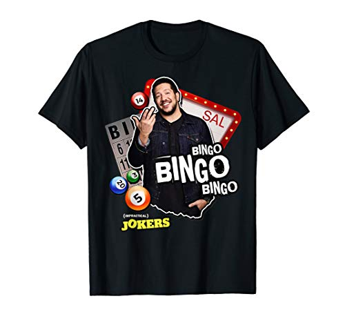 Sal's Bingo Punishment Funny T Shirt