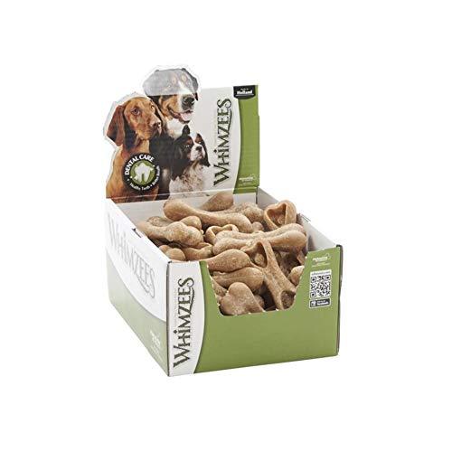 Paragon Box of 50 Whimzees Rice Bone Dental Treats