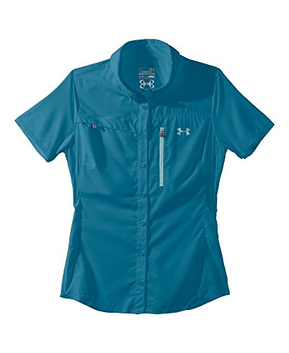 Under Armour Women's UA Flats Guide Short Sleeve X-Large ()