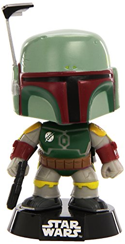 - Funko Boba Fett POP, Model: 2386