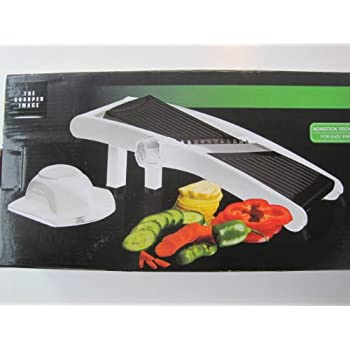 sharper image mandoline slicer manual