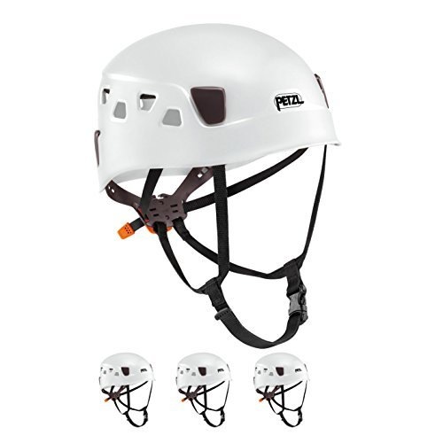 Petzl Panga White Climbing Helmet for Group and Club Use 4 Pack by Petzl