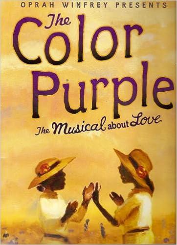 Oprah Winfrey Presents the Color Purple: A New Musical: Oprah ...