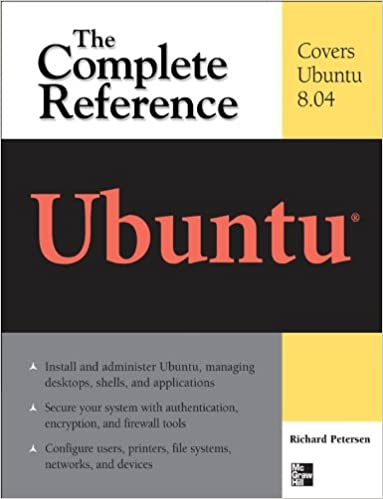Ubuntu Linux: The Complete Reference (Complete Reference Series)