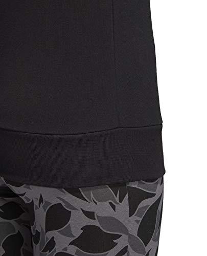 Ess Noir Allcap Donna Swt Adidas Felpa zYwTBq