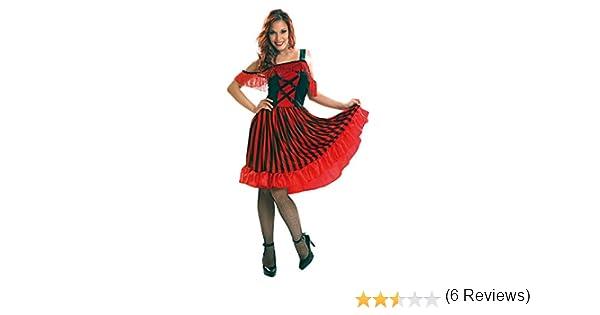 My Other Me Me-200899 Saloon Disfraz Can para mujer, S (Viving Costumes 200899): Amazon.es: Juguetes y juegos