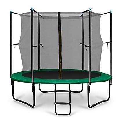 Klarfit Rocketstart 250 Cama elástica trampolin con Red de ...