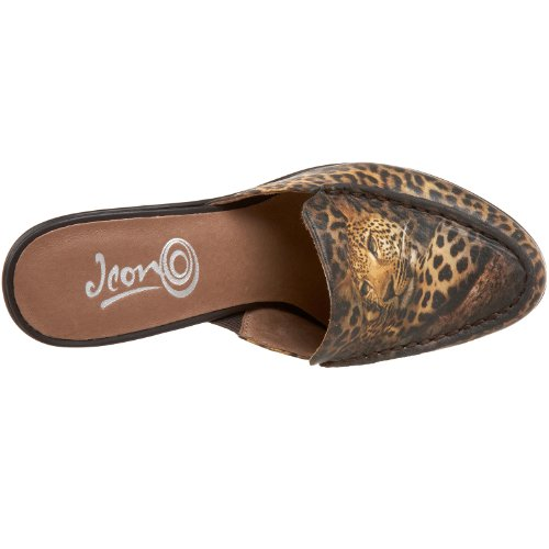 Icona Donna Reba Mule Wild Leopard