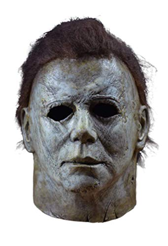 Trick Or Treat Halloween 2018 Michael Myers Halloween Costume Mask by Florida Sisters]()