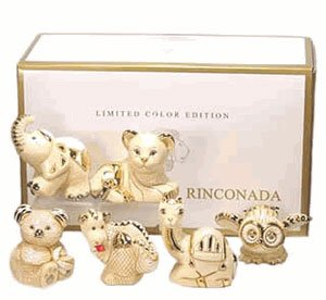 Artesania Rinconada - White on White (6 Piece Set) - Limited Edition