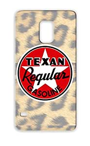 Texan Gasoline Red Protective Case For Sumsang Galaxy S5 Vehicles Cars TPU