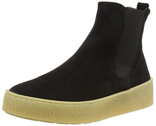 01 Black Lynx Chelsea Women's Boots Black Royal RepubliQ Suede xqO8YnZg