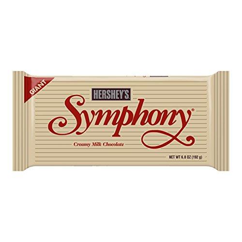 SYMPHONY Giant Milk Chocolate Bar (6.8-Ounce Bar)