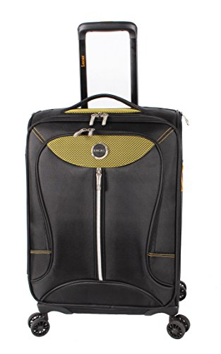 lucas-luggage-adrenaline-21-inch-carry-on-softside-expandable-spinner-suitcase-21in-black