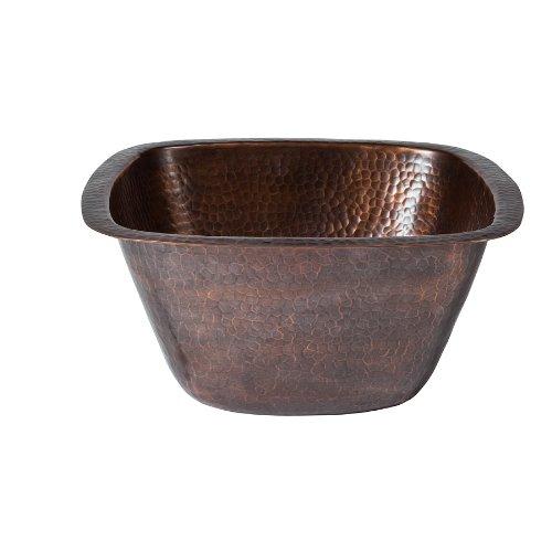 Copper Bar Prep Sink - 7