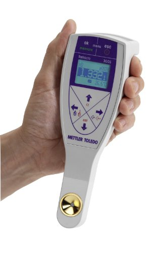 Mettler Toledo REFRACTO30GS 30GS 1.32 - 1.65 Refractive Index Measurement Range Portable (Mettler Toledo Refractometer)