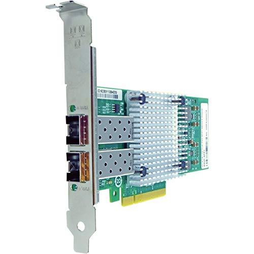 Axiom Memory - 779793-B21-AX - Axiom HP 10Gigabit Ethernet Card - PCI Express 3.0 x8-2 Port(s) - Optical Fiber by Axiom