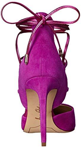 Sam Edelman Dayna - Tacones Mujer Rosa - Pink (POP FUCHSIA KID SUEDE)