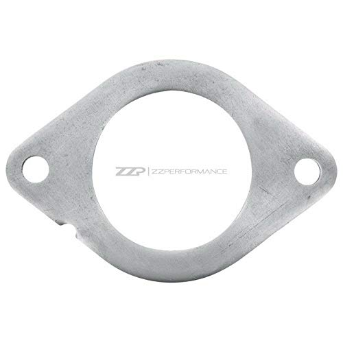 Exhaust Flanges (Mild Steel) (3 inch 2 - Bolt Small Flange