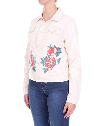 Blanc Veste Femme Coton Mother 3141544white anSgqO8xp