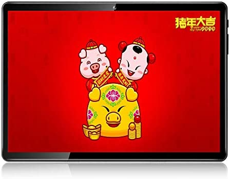 Smartphone de 10 pulgadas, tablet Ten Core sin bloqueo, Android 8.0,4G LTE Dual SIM, 6