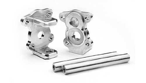 GMA51121S 2 Level 3 Products G-made 51121S Aluminum C-Hub Carrier 7 Degree for R1 Axle HRP