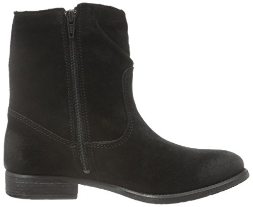 Mujer 25344 Botines para Black s Oliver 1 Negro 5qwEEI